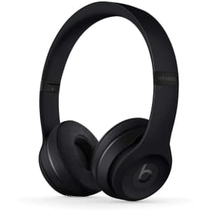 Beats by Dr. Dre Solo3 Wireless Bluetooth On-Ear Headphones for $125