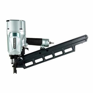 Metabo HPT Pneumatic Framing Nailer | 2-Inch up to 3-1/4-Inch Plastic Collated Full Head Nails | for $269