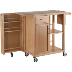 Winsome Wood Douglas Kitchen Cart for $175