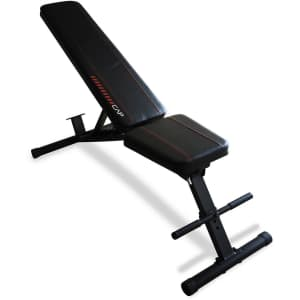 CAP Fitness CAP Barbell Multi-Purpose Utility Bench for $80