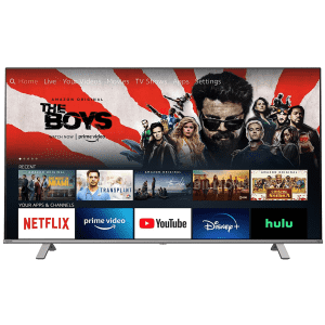 Toshiba C350 Series 4K HDR LED UHD Smart Fire TV from $300