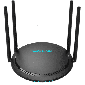 Wavlink AC1200 Dual Band 802.11n Gigabit Wireless Smart Router for $33
