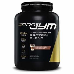Pro JYM Protein Powder - Egg White, Milk, Whey Protein Isolates & Micellar Casein | JYM Supplement for $83