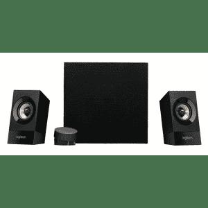 Logitech z533 Multimedia Speaker System for $80