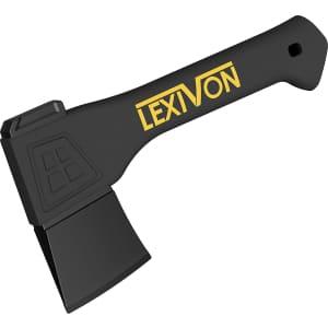 """Lexivon V9 9"""" Camping Hatchet for $18"""