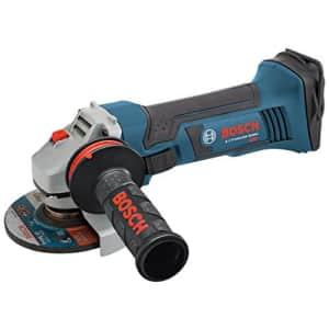 Bosch GWS18V-45 18V 4-1/2 In. Angle Grinder (Bare Tool) for $127