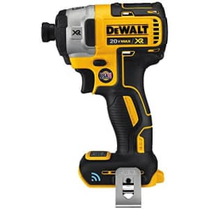 DEWALT DCF888B 20V MAX XR Brushless Tool Connect Impact Driver (Tool Only) for $134