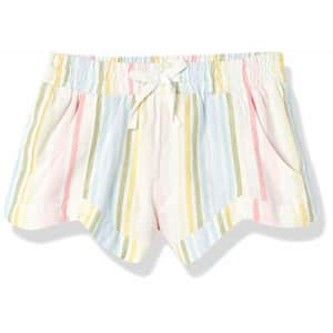 Billabong Girls' Mad for You Short, Multicolor1, XXS for $17