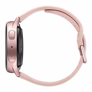 Samsung Galaxy Watch Active2 (44mm), Pink Gold - US Version (Renewed) for $145