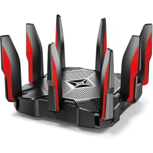 TP-Link Archer AC5400 WiFi Tri-Band Gigabit Router for $200