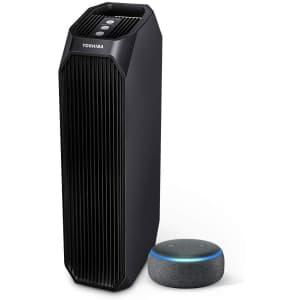 Toshiba Smart WiFi HEPA Air Purifier for $96