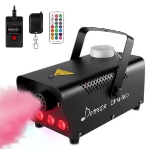 Donner 500W Fog Machine for $25