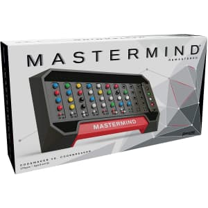 Mastermind Game: The Strategy Game of Codemaker vs. Codebreaker for $9