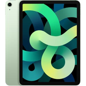 """4th-Gen. Apple iPad Air 10.9"""" 64GB Tablet (2020) for $500"""