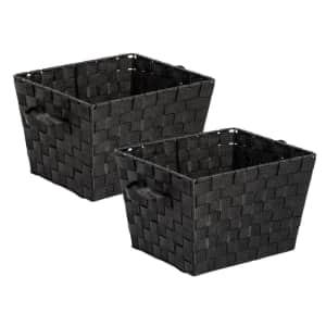 Storage Baskets at Wayfair: from $13