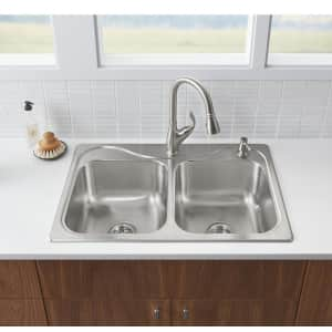 Sterling Southhaven All-in-One Sink Kit for $250 for members