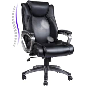 Reficcer Bonded Leather Office Chair for $93