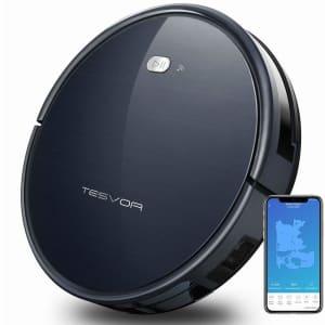 Tesvor Robot Vacuum Cleaner for $114