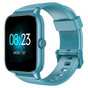 Blackview Smart Watch for Women Men, Fitness Tracker Heart Rate Sleep Monitor, 5ATM Waterproof for $30
