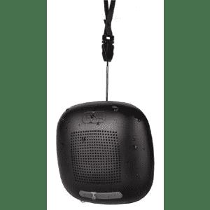 Art+Sound Waterproof Shower Speaker for $11