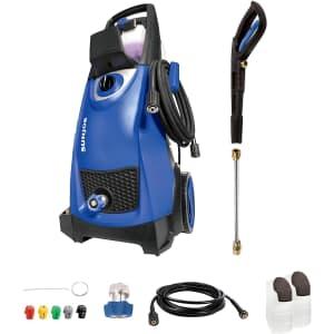 Sun Joe 2,030-PSI Portable Electric Pressure Washer for $149