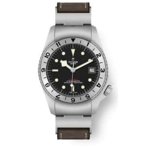 Tudor Men's Heritage Black Bay Watch for $2,995