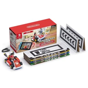 Mario Kart Live: Home Circuit for Nintendo Switch for $75