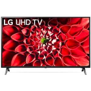 """LG 43"""" 4K IPS HDR LED UHD Smart TV for $380"""