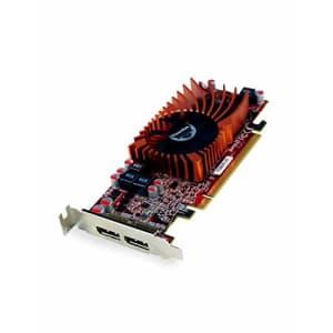 VisionTek Radeon 7750 2GB GDDR5 SFF Graphics Card, 4k 2 DisplayPort 1.2, PCIe, 7.1 Surround Sound, for $200