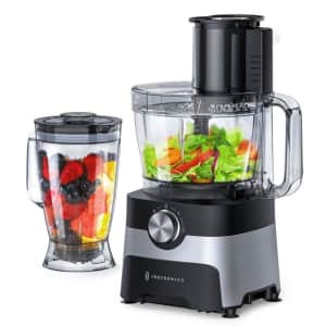 TaoTronics 600W 9-Cup Food Processor for $56