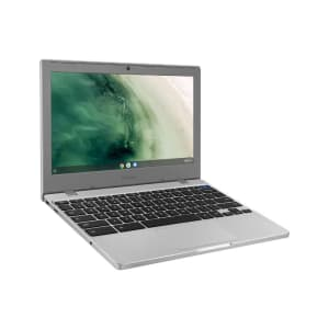 "Samsung Chromebook 4 Intel Celeron 11.6"" Laptop w/ 4GB RAM for $129"