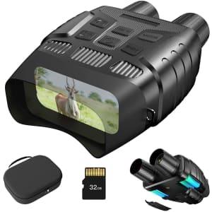JStoon Night Vision Binoculars for $157