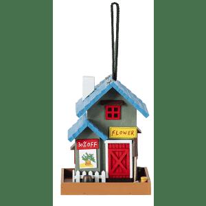 Alpine Hanging Bird Feeder for $33