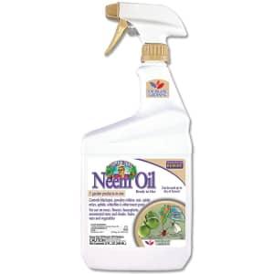 Bonide 32-oz. Neem Oil for $10