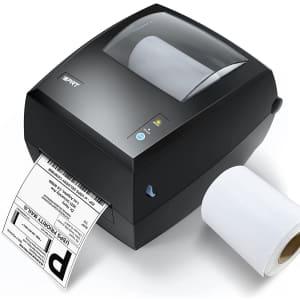 iDPRT Adjustable Thermal Label Printer for $160
