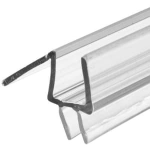 Prime-Line Frameless Shower Door Bottom Seal for $12