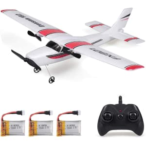 GoolRC Cessna 182 2.4GHz RC Airplane for $28