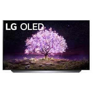 """LG C1 OLED55C1PUB 55"""" 4K HDR OLED UHD Smart TV (2021) for $1,272"""