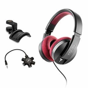 Focal Listen Pro Closed-Back Reference Studio Headphones for $299