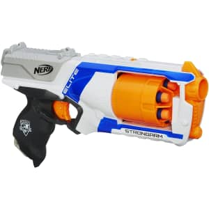 Nerf N Strike Elite Strongarm Toy Blaster for $15