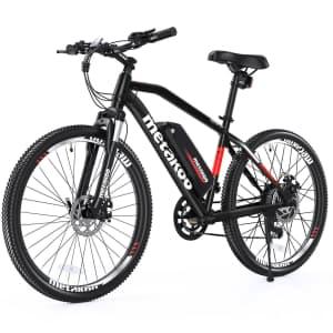 Metakoo Cybertrack 300 Electric Mountain Bike for $750