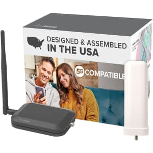 weBoost Home Studio Cell Signal Booster for $300