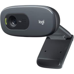 Logitech C270 HD Webcam for $25