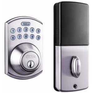 Tacklife Electronic Deadbolt Door Lock for $40