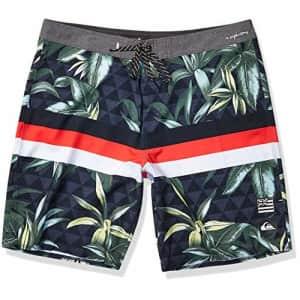 Quiksilver Men's Highline Hawaii Variable 20 Boardshort Swim Trunk, Hibiscus, 40 for $55
