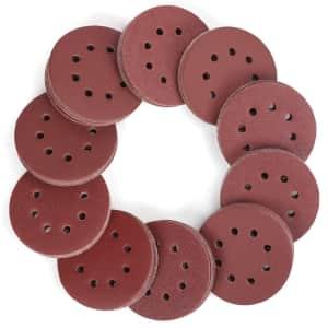 WorkPro 5-Inch 150-piece Sanding Discs Set for $26