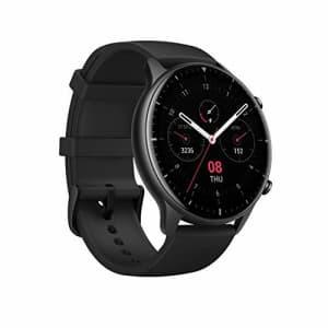 Amazfit GTR 2 Smartwatch with 3GB Music Storage, GPS, Heart Rate, Sleep, Stress, SpO2 Monitor, for $160