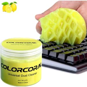 ColorCoral Universal Dust Cleaner for $6