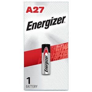 Energizer A27 Batteries 12V Alkaline, pack of 6 for $13