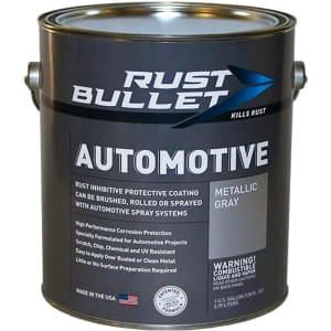 Rust Bullet Automotive Rust Preventive Protective Coating 1-Gallon Can for $151